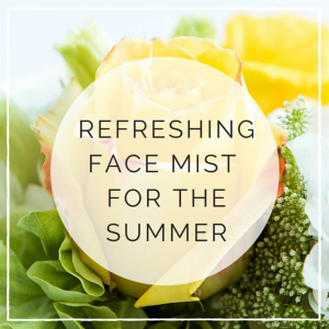 Jacqueline Schaffer how to make face mist at home